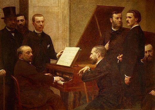 ¿Quién es considerado como el primer compositor romántico?