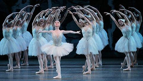 ¿Cuál de estos ballets no fue compuesto por P. I. Chaicovsky?