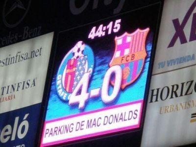 La noche del 4-0 al Barcelona en Copa, es la mayor alegría de este humilde club. ¿Puedes recordar quienes fueron los goleadores?