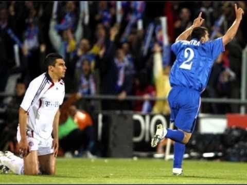 La eliminatoria contra el Bayern nunca será olvidada por los azulones. ¿Sabrías decir cómo quedaron en la ida?
