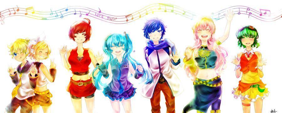 13517 - Canciones de Vocaloid. Parte 1