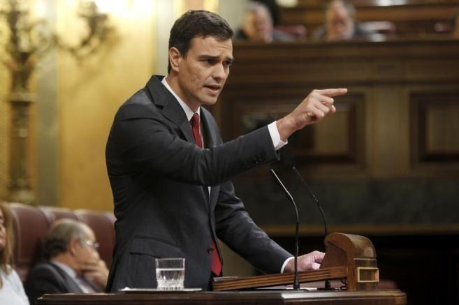 Primero: ¿Cómo valoras el que Pedro Sanchez pueda ser el próximo Presidente del Gobierno?