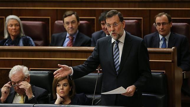 ¿Consideras que Rajoy debería ser apoyado por el PSOE y Ciudadanos?