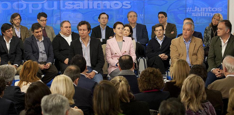 ¿Apoyarías a un candidato, o candidata, del PP que no fuera Mariano Rajoy?