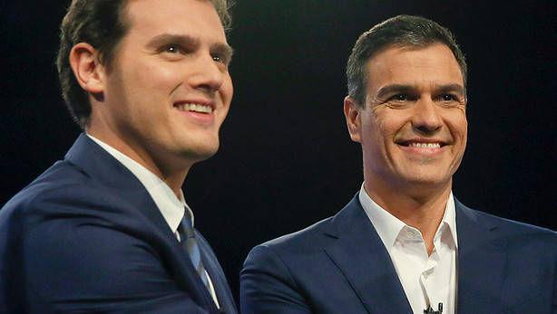 ¿Qué te ha parecido el pacto firmado hace pocos días por el PSOE y Ciudadanos?