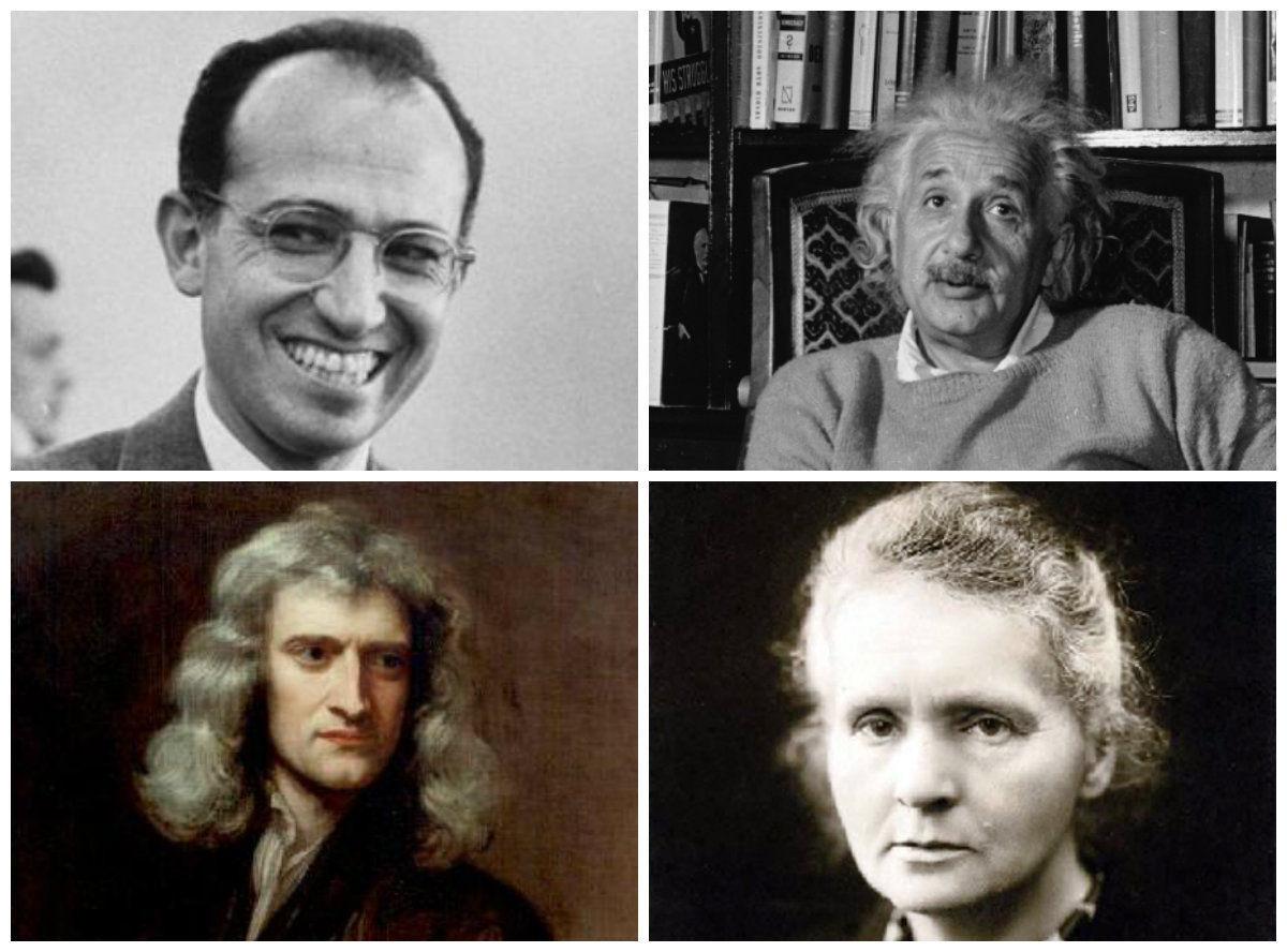 ¿Cuál de estas personas desarrolló la vacuna de la polio?