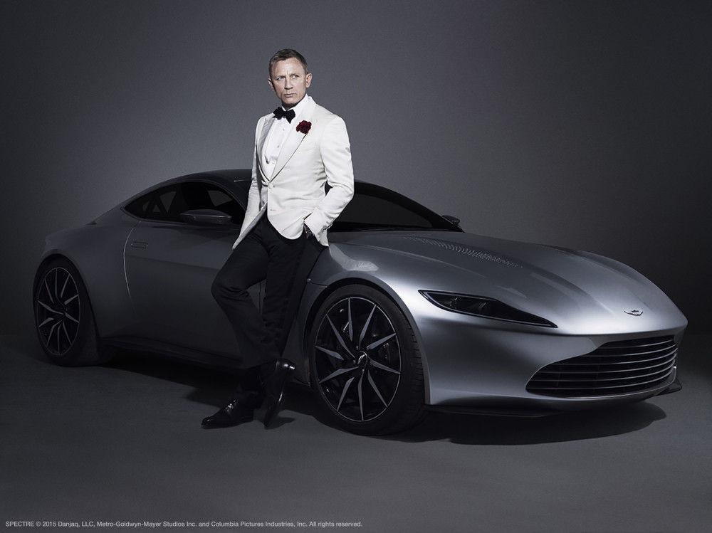 ¿Cuál de los siguientes coches no ha sido usado por James Bond?