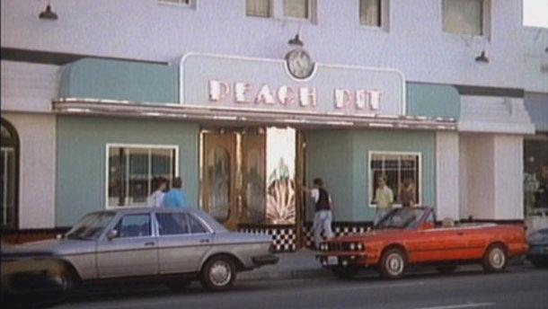 ¿De qué popular serie es este restaurante?