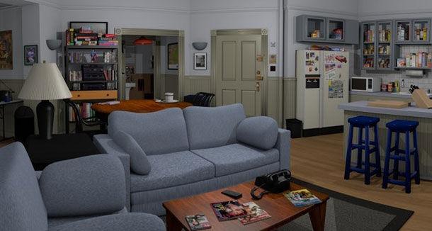 ¿Dónde se veia este apartamento?