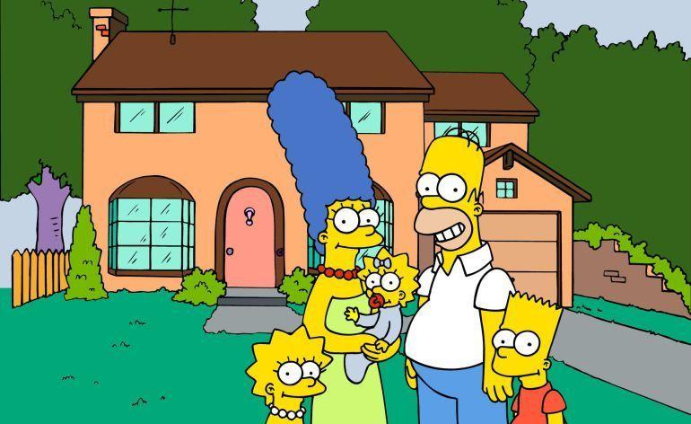13690 - ¿Puedes adivinar a qué dibujo animado pertenecen las siguientes casas?