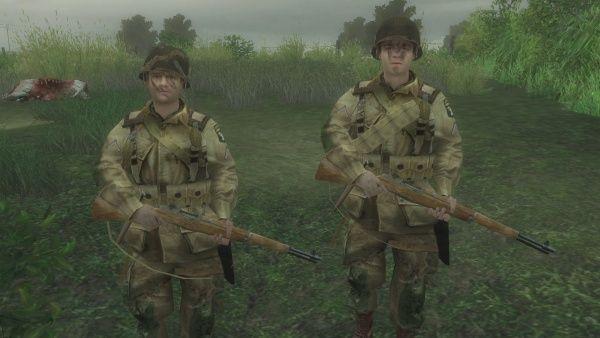 ¿Cómo se llaman estos soldados?