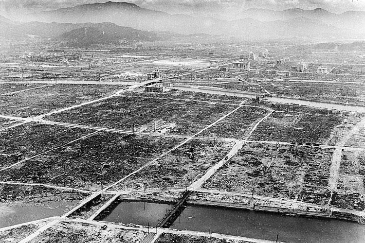 ¿Qué País lanzó bombas atómicas sobre  Hiroshima y Nagasaki?