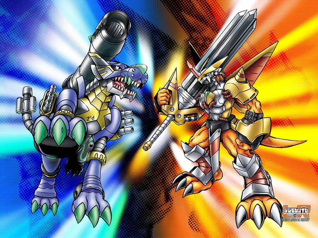 ¿Cuál es el Digimon mas poderoso? (La imagen no tiene mucha importancia)