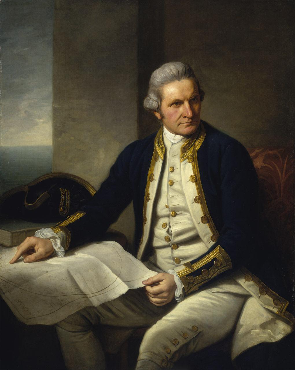 ¿Dónde murió James Cook, posiblemente el explorador y cartógrafo europeo con mayor legado en las islas del Pacífico?
