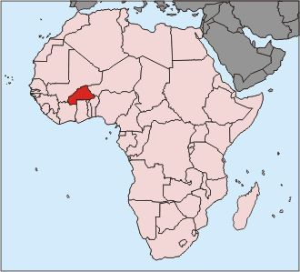 PRIMERA PREGUNTA... ¿Qué significa Burkina Faso?