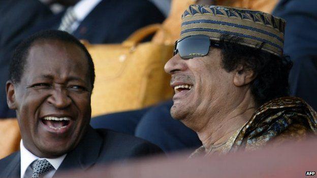 ULTIMA PREGUNTA... ¿Quién fue el dictador de Burkina Faso desde el 15 de octubre de 1987 hasta el 31 de octubre de 2014?