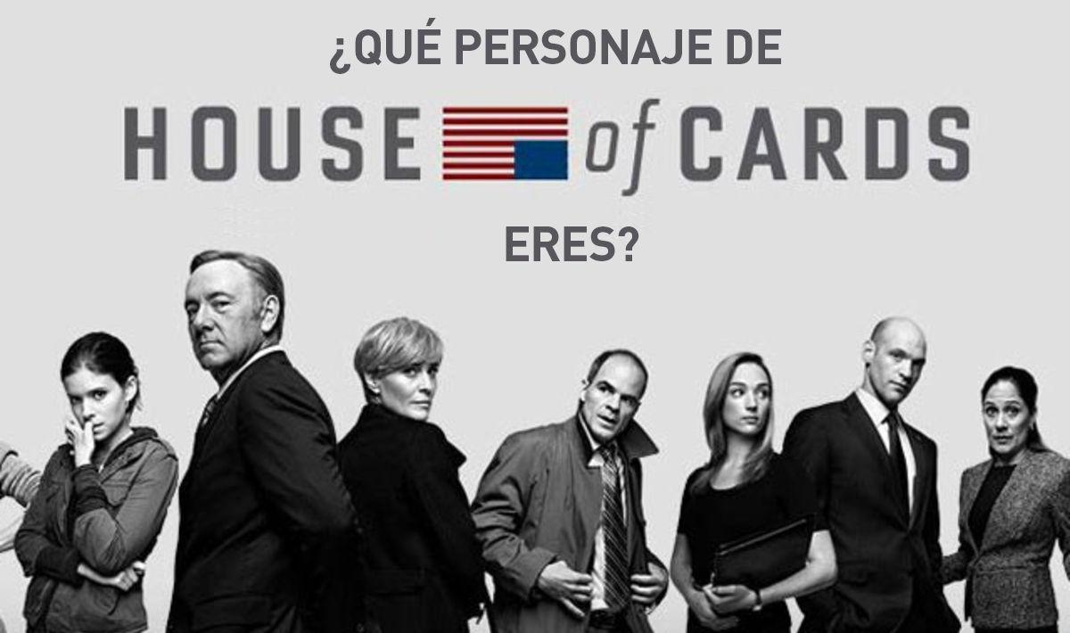 13769 - ¿Qué personaje de House of Cards eres?