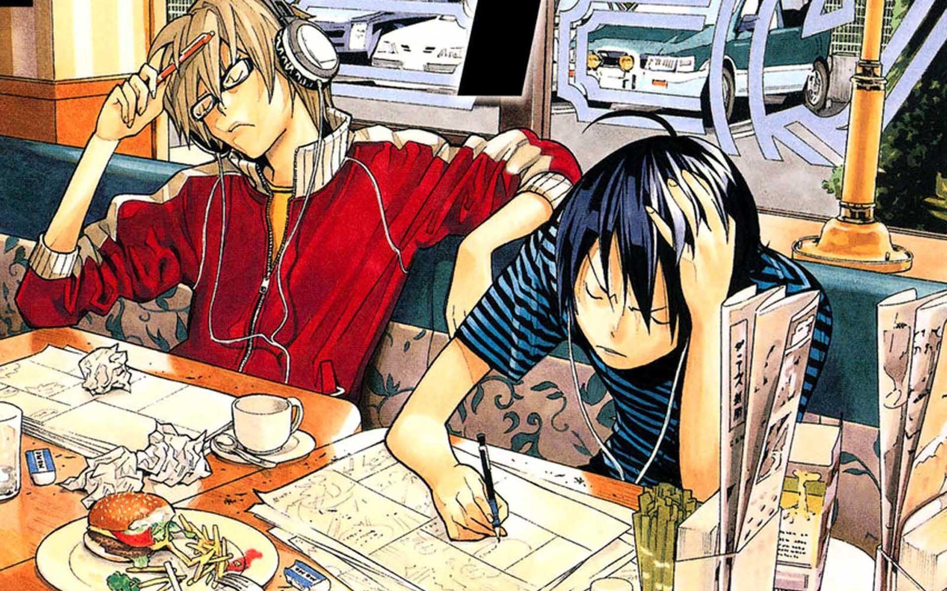 6403 - ¿Sabrías reconocer a qué mangakas pertenecen estos escritorios?
