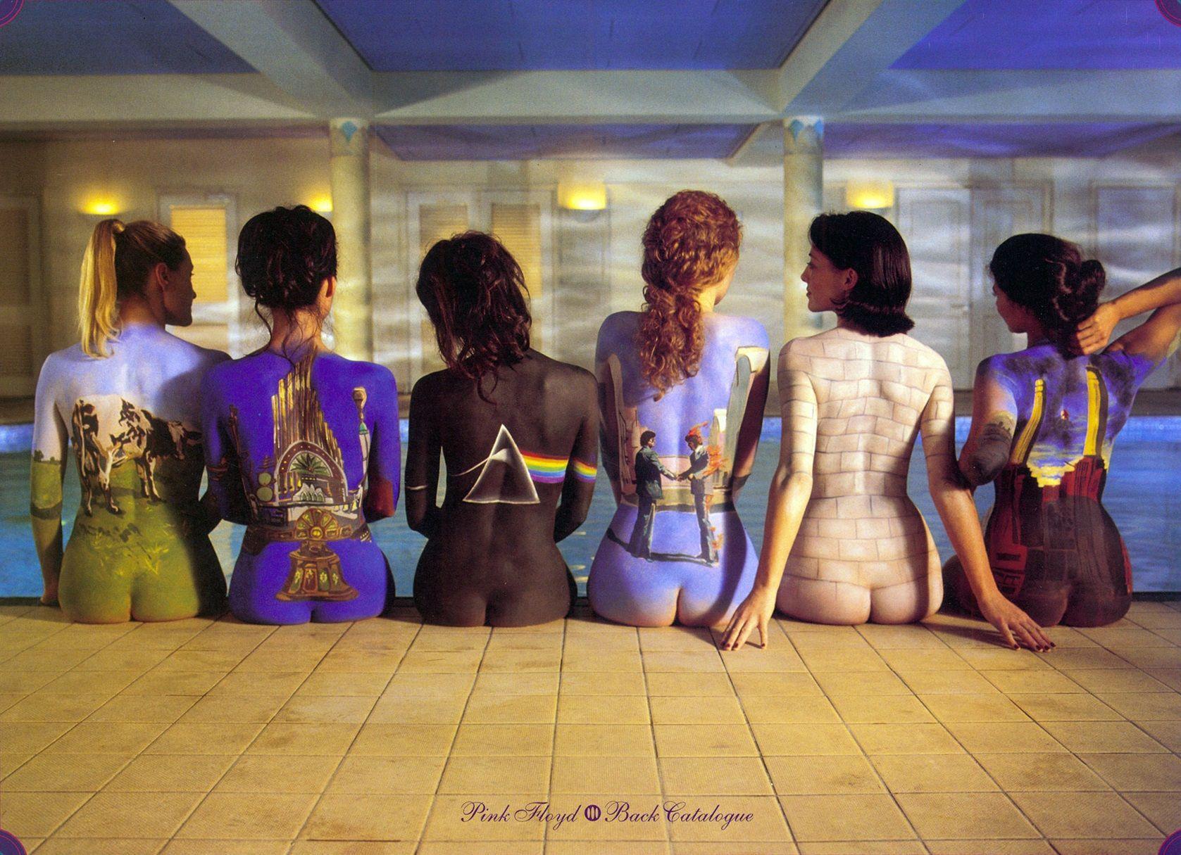 13804 - ¿Serías capaz de reconocer las portadas de los álbumes/singles de Pink Floyd? [Experto]