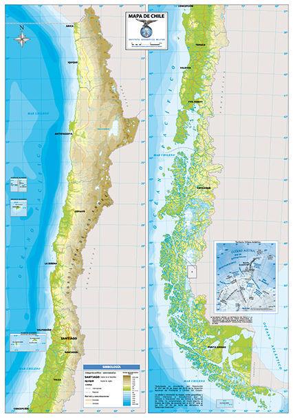 ¿Cuál es el nombre completo de Chile?