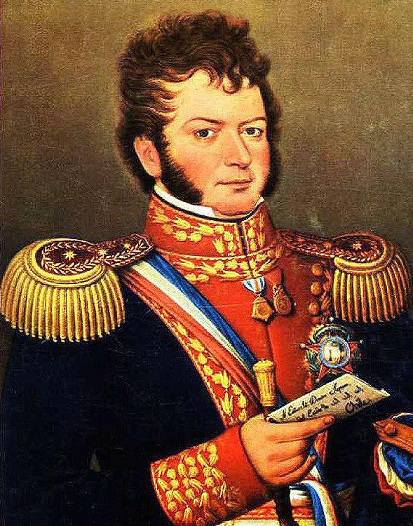 ¿De qué país se independizo Chile?