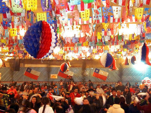 ¿Y en qué fecha se celebra la independencia de Chile?