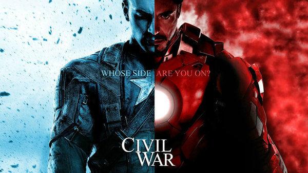13816 - ¿A qué bando pertenecerías en Civil War?