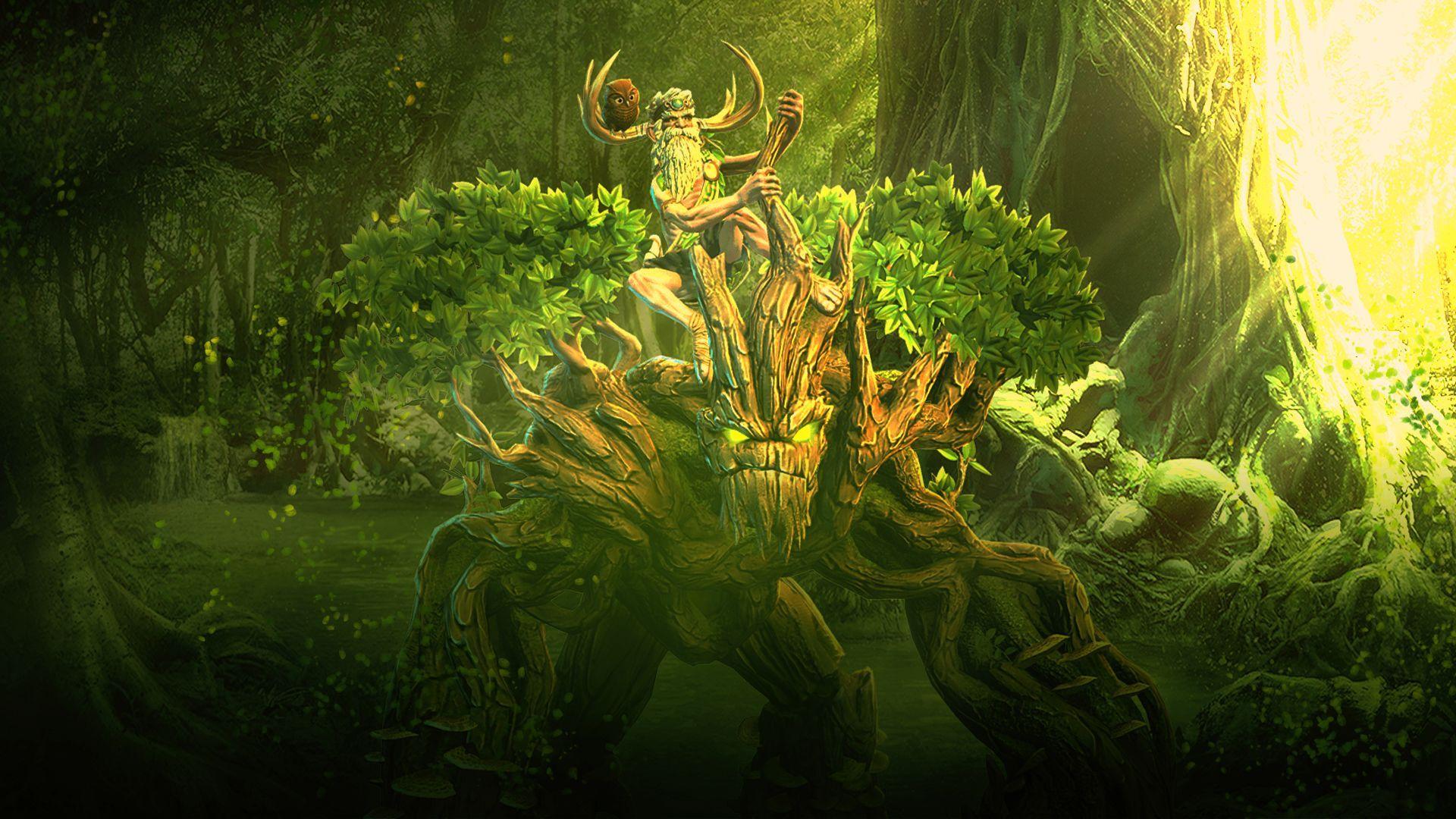 ¿De qué mitologia es el dios Sylvanus?