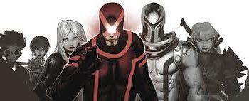 13836 - ¿Eres un apasionado de los cómics de los X-Men?
