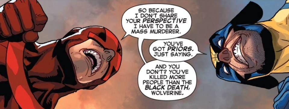 ¿Quién ha sido el líder de los X-men por más tiempo?