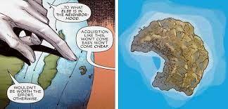 ¿Cómo se llama la isla paraíso de los mutantes?