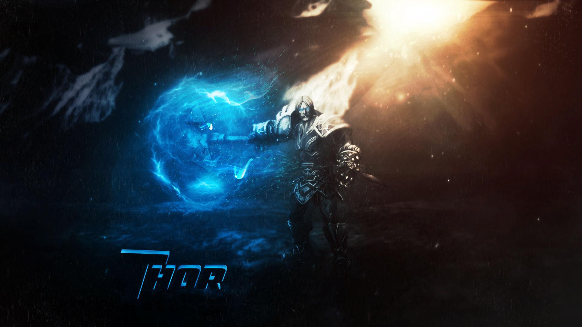 ¿Cuántas skins tiene Thor?