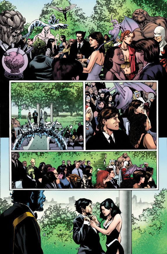 ¿Qué X-men protagonizó la primera boda homosexual de la historia de los cómics de superhéroes?