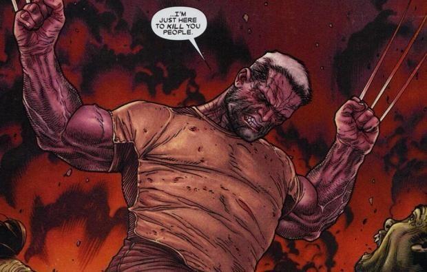 ¿Es Logan técnicamente inmortal en términos de edad?