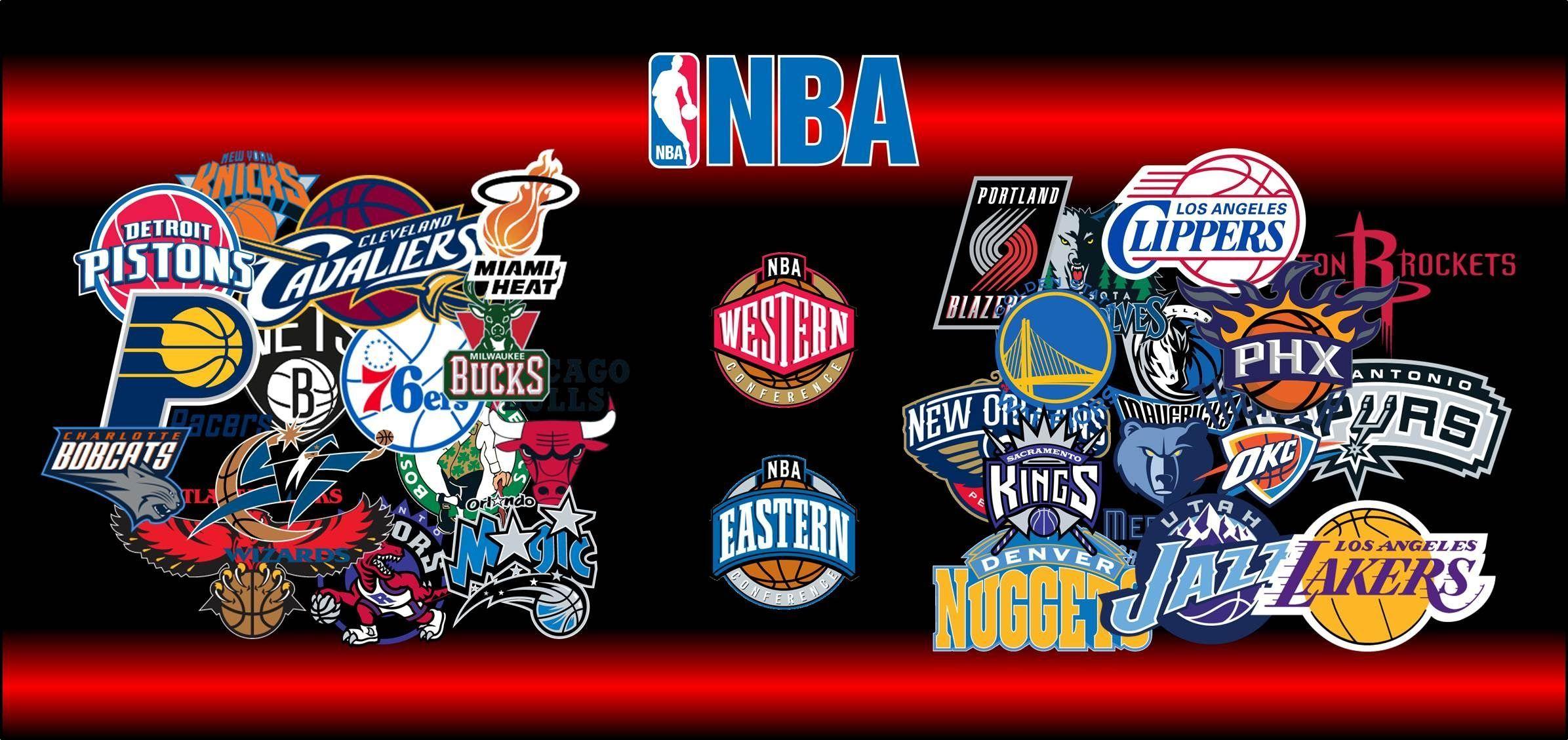 13838 - ¿Sabrías relacionar los equipos actuales de la NBA con sus antiguos escudos?