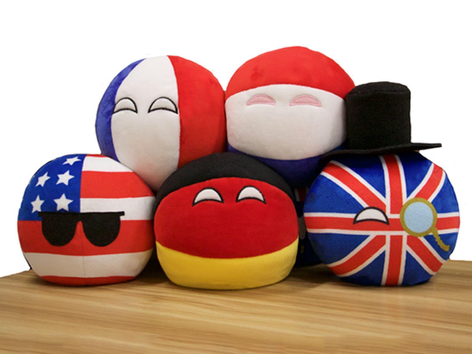 13855 - ¿Cuánto sabes de los countryballs?