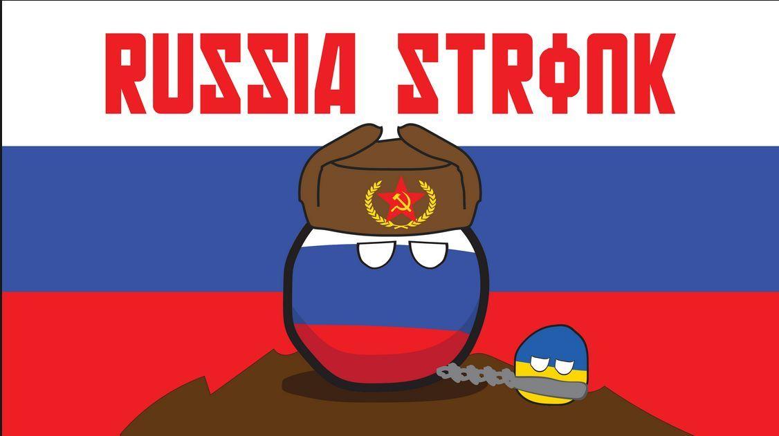 ¿Cómo se ríe Rusia?