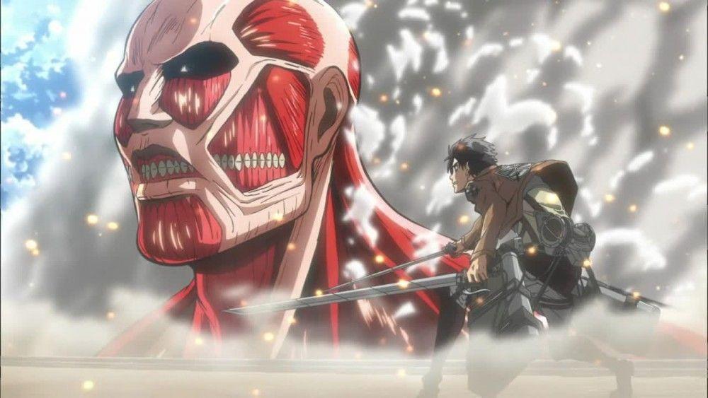 1855 - ¿Cuánto sabes acerca de Shingeki no Kyojin?