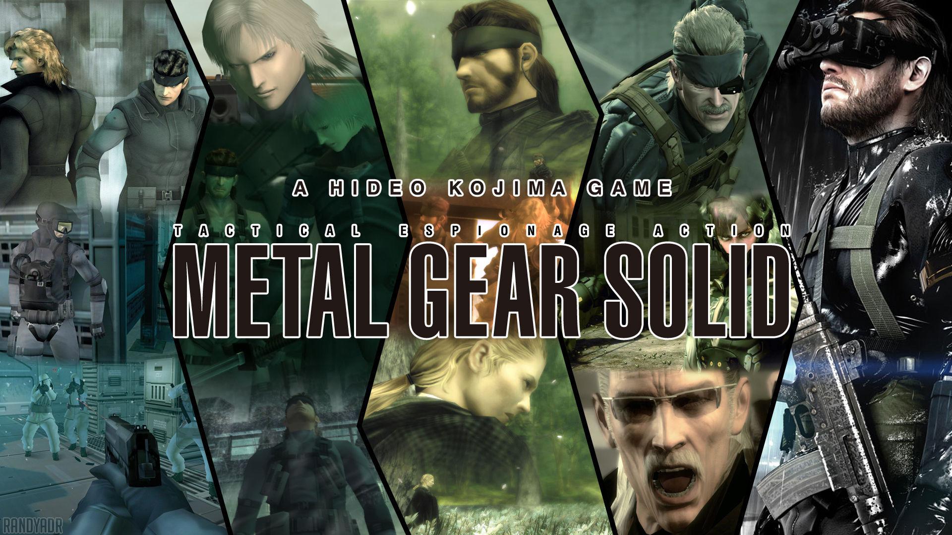 13879 - ¿Sabes relacionar estos personajes de Metal Gear Solid?