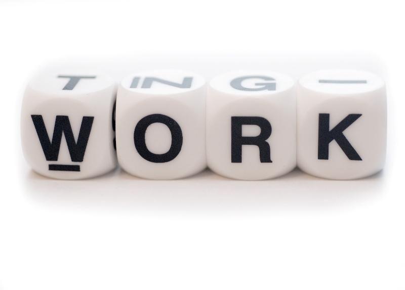 Horario: Trabajo   Se te presentan tres trabajos, ¿Cuál prefieres?