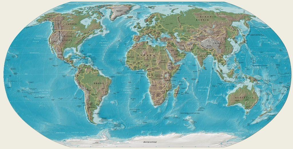 13911 - Identifica la silueta de estos países