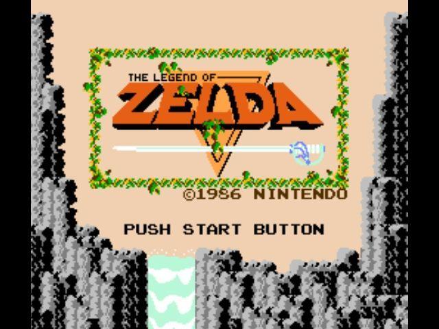 ¿Cómo se llama en Japón el primer The Legend of Zelda?