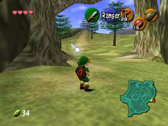 ¿Qué pasa si mueves de una manera el cartucho de la Nintendo 64 de The Legend of Zelda: Ocarina of Time?