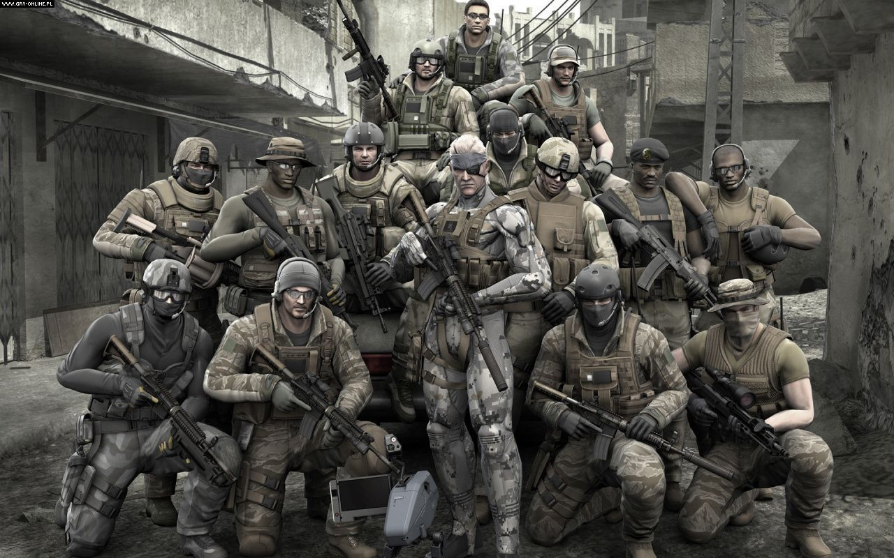 13966 - ¿Qué personaje del Metal Gear eres?