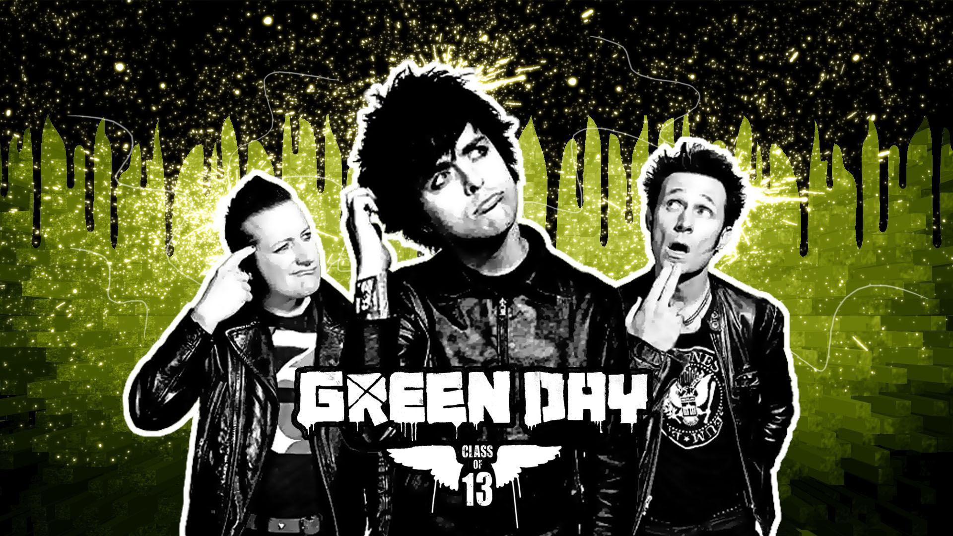 14012 - ¿Reconocerías estas canciones de Green Day por un verso?