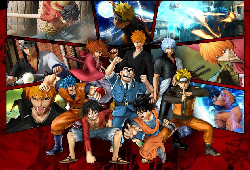 13995 - ¿A qué Anime pertenecen estos personajes?