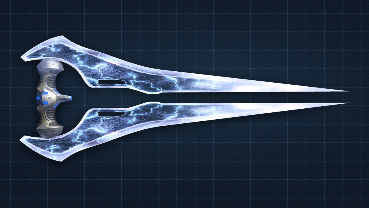 ¿A qué videojuego pertenece esta espada?