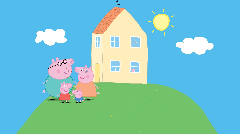 14014 - ¿Puedes adivinar a qué dibujo animado pertenecen las siguientes casas? [Segunda parte]