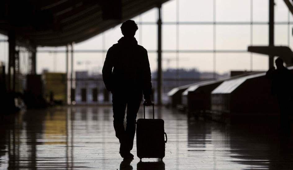 Estás en el aeropuerto y..
