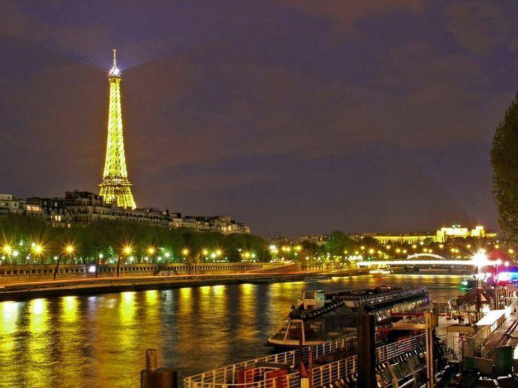 París te gusta sobre todo porque..